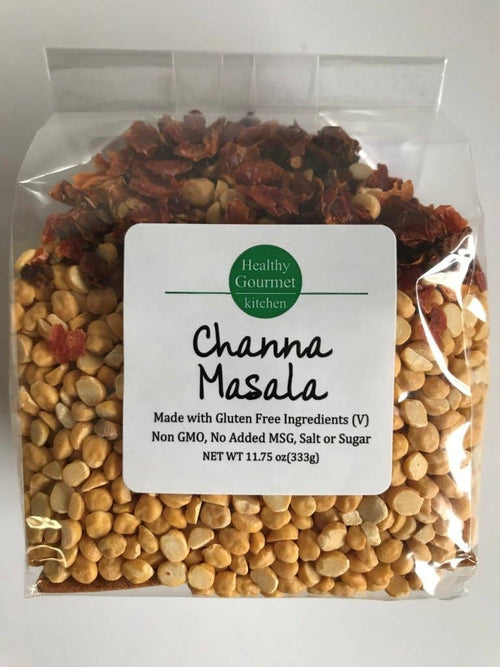 Healthy Gourmet Kitchen - Channa Masala