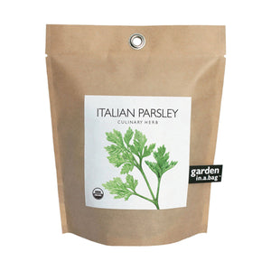 Potting Shed Creations - Parsley Garden in a Bag