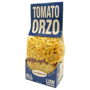 Tomato Orzo Soup Mix
