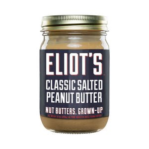 Eliot's Nut Butters - Classic Salted Peanut Butter