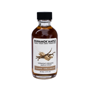 Runamok - Cinnamon+Vanilla Infused 60ml