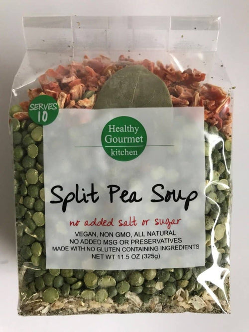 Healthy Gourmet Kitchen - Split Pea Soup