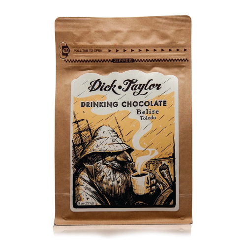Dick Taylor Craft Chocolate - 72% Belize Toledo Drinking Chocolate