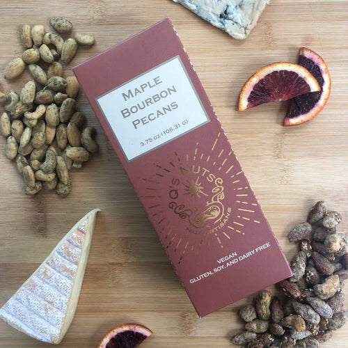 Maple Bourbon Pecan Gift Box