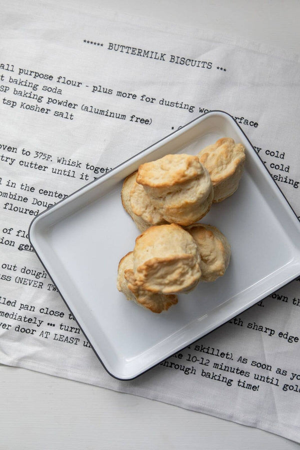 Buttermilk Biscuit Tea Towel