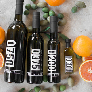 Blood Orange Fused Olive Oil