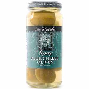 Blue Cheese Tipsy Olives