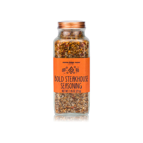 Bold Steakhouse Seasoning
