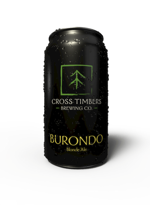 Burondo Blonde Ale, Cross Timbers