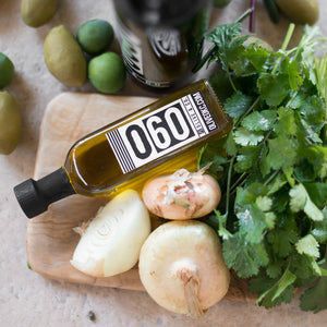Cilantro Onion Infused Olive Oil