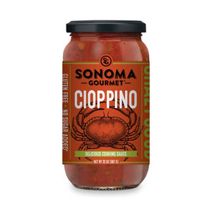 California Cioppino Pasta Sauce