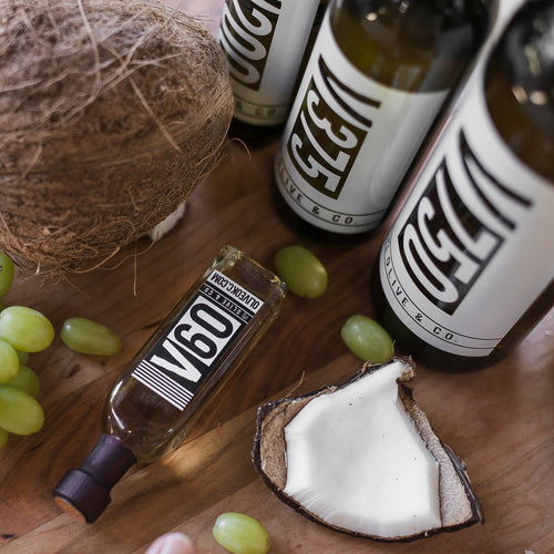 Coconut Aged White Balsamic Vinegar