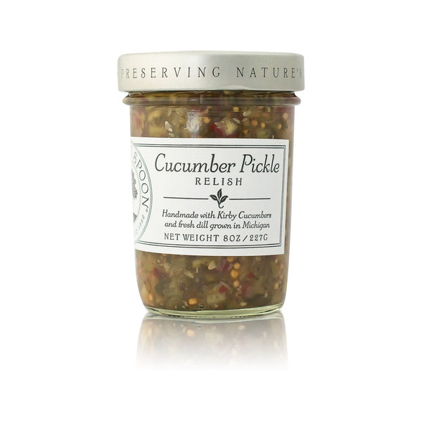 Cucumber Pickle Relish
