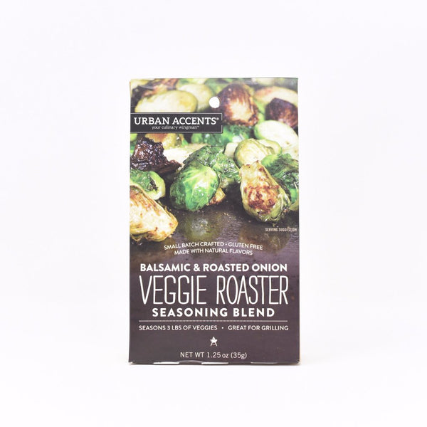 Balsamic and Roasted Onion Veggie Roaster Seasoning