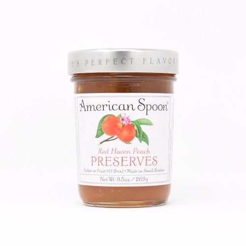 Red Haven Peach Preserves