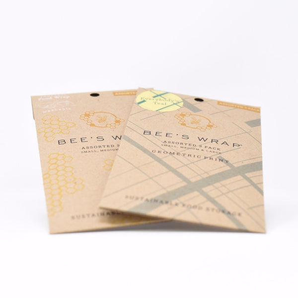 Bees Wrap Assorted Set