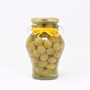 Manzanilla Olives Stuffed with Lemon