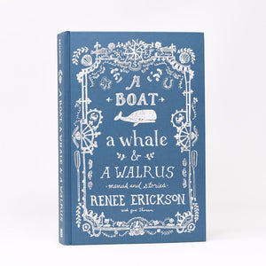 A Boat a Whale and a Walrus Cookbook