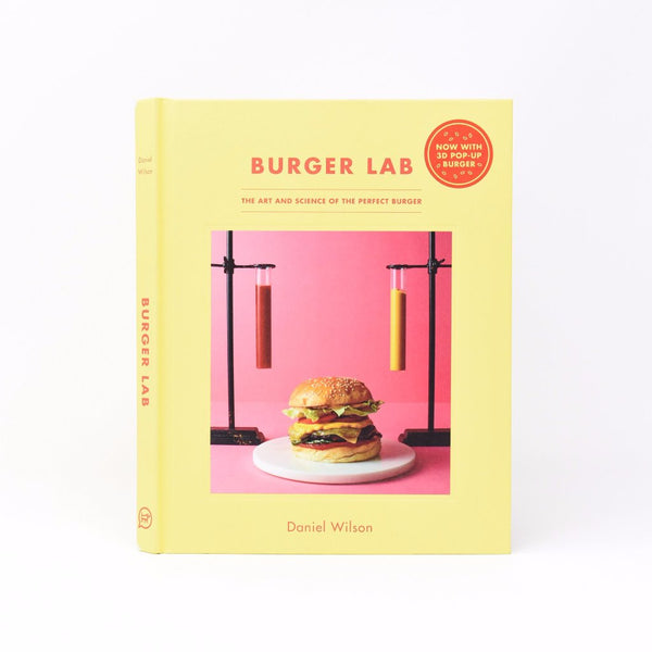 Burger Lab Cookbook