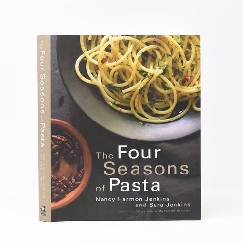 The Four Seasons of Pasta Cookbook