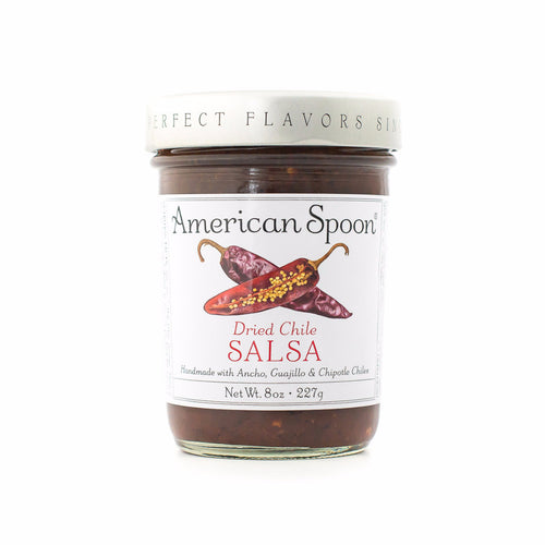 Dried Chili Salsa
