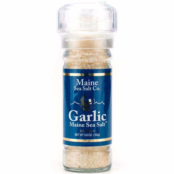 Garlic Sea Salt Grinder