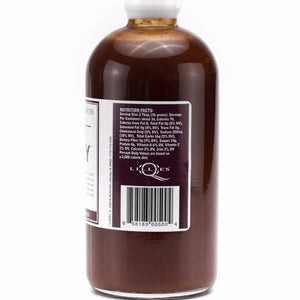 Hot Smoky Barbecue Sauce