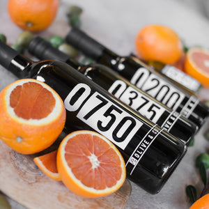 Cara Cara Orange Vanilla Aged White Balsamic Vinegar