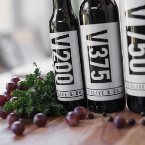 Black Currant Aged Dark Balsamic Vinegar