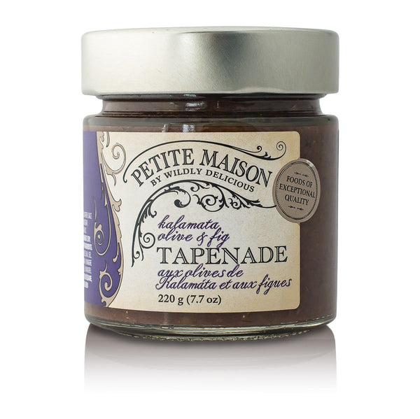 Kalamata Olive and Fig Tapenade