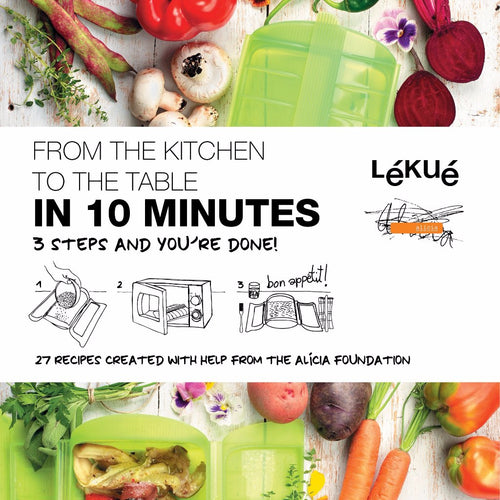 10 Minute Cookbook