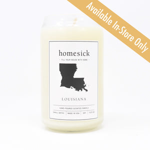 Louisiana Candle