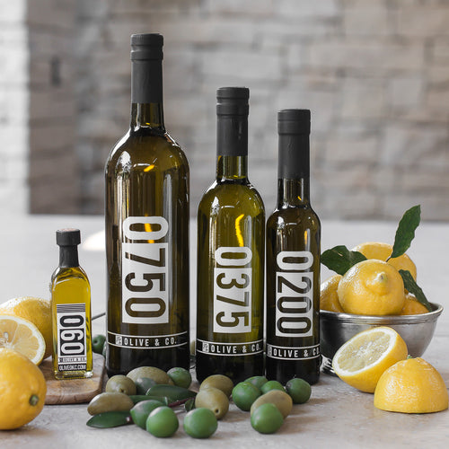 Eureka Lemon Fused Olive Oil