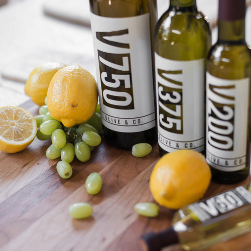 Sicilian Lemon Aged White Balsamic Vinegar