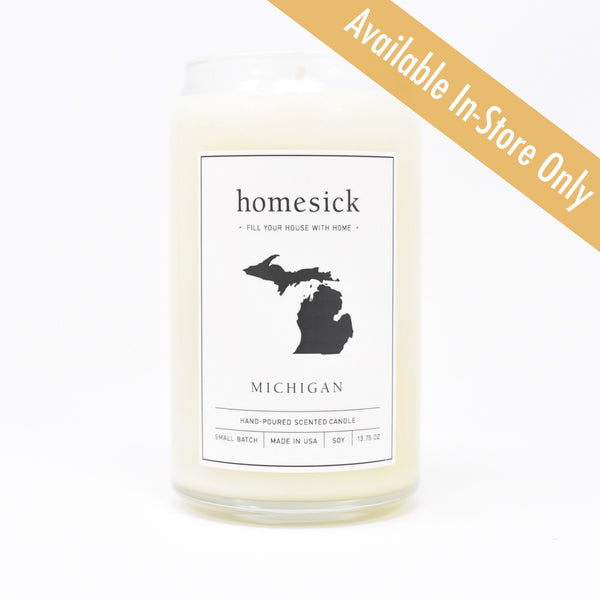Michigan Candle