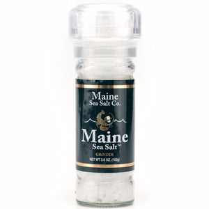 Maine Sea Salt Grinder