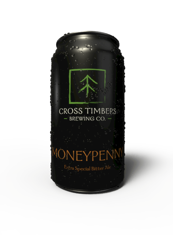 Moneypenny Extra Special Bitter Ale, Cross Timbers