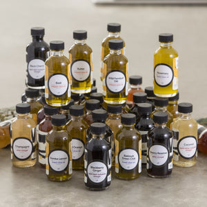 The Ultimate Oil and Vinegar Sampler