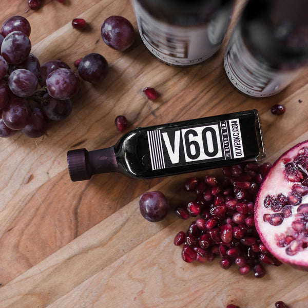 Pomegranate Quince Aged White Balsamic Vinegar