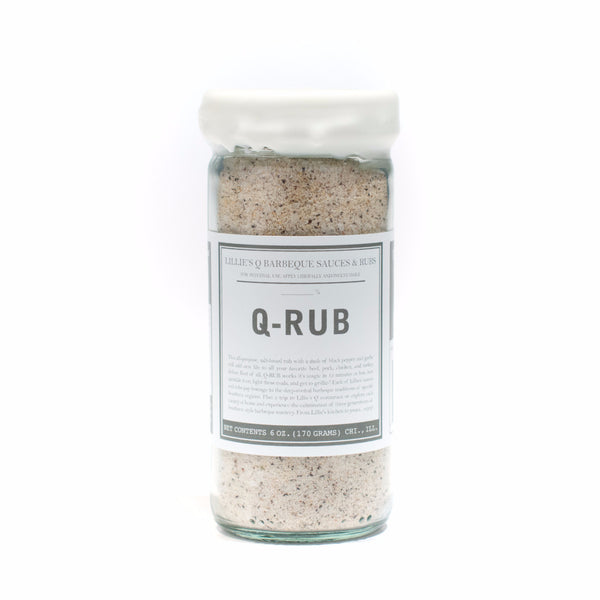 Q Rub Seasoning