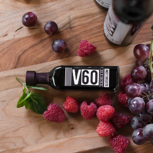 Raspberry Aged Dark Balsamic Vinegar