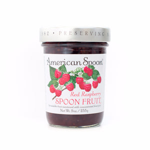 Red Raspberry Spoon Fruit