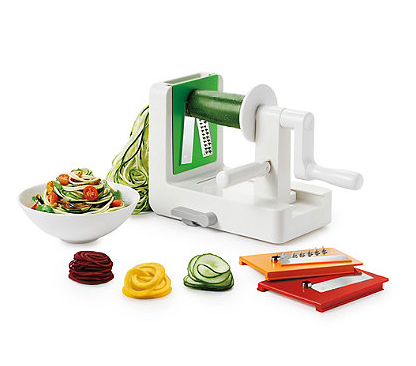 Tabletop Spiralizer