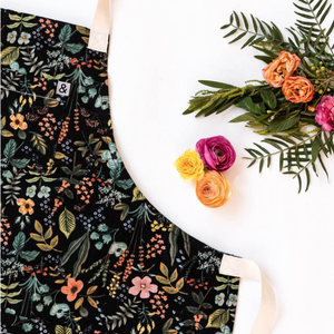 Rifle Paper Co. Herb Garden Classic Apron