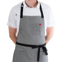 Pho Light Grey Apron