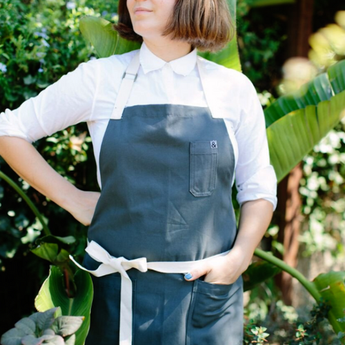 Michael Medium Grey Apron