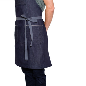 Mr Cone Indigo Selvedge Apron