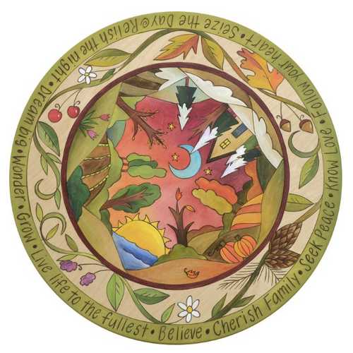 Seasonal Bliss Lazy Susan