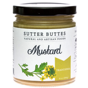 Traditional Olive Oil Mustard