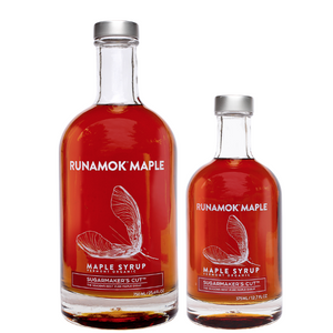 Sugarmaker's Cut Traditional Maple Syrup